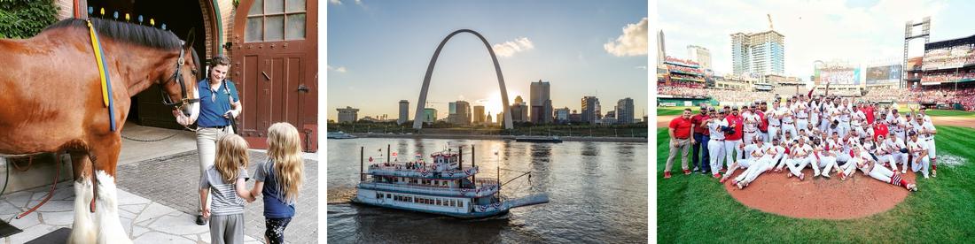 Greater St. Louis, Missouri Area