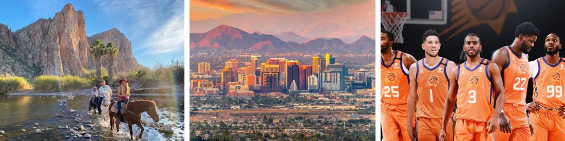 Phoenix Metropolitan, Arizona Area